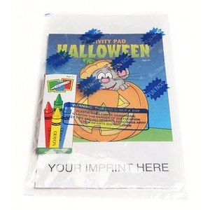 Halloween Activity Pad Fun Pack