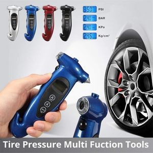 Multi Function Digital Tire Pressure Gauge