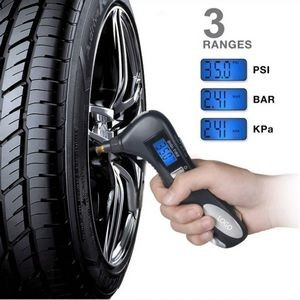 Multi Functional Digital Tire Pressure Gauge