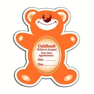 Magnetic Photo Teddy Bear Frame w/ Oval Cut Out