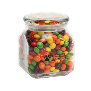 Skittles® in Med Glass Jar