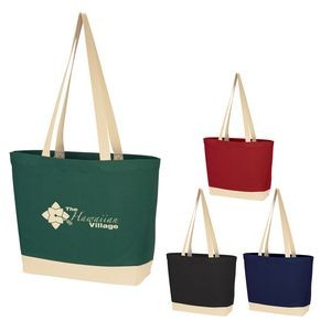 Charlie Cotton Tote Bag