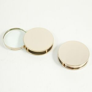 Paperweight & Magnifier - Gold