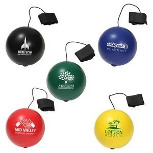 Stress Ball Yo-Yo Bungee
