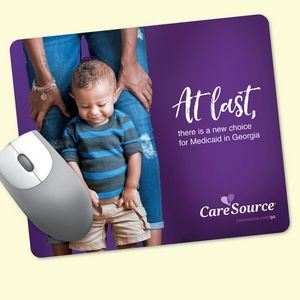 "Origin'L Fabric® 8""x9.5""x1/8"" Antimicrobial Mouse Pad"
