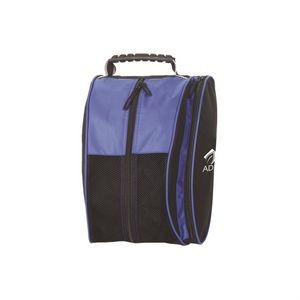 The Carry All Shoe Bag - Blue