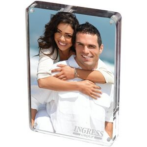 "Prato - Two Sided Acrylic Photo Frame (5""x7"")"