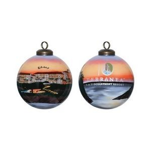 Terranea Ornament - Fine Art Artwork