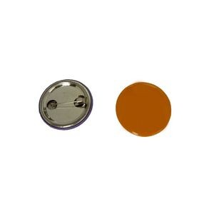 "1.25"" Dia. Tinplate Round Bedge Customized Metal Pin Badges"